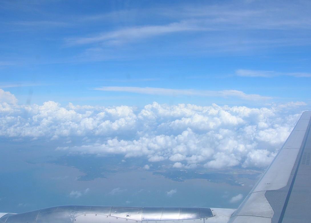 在雲上的瞬間 -3