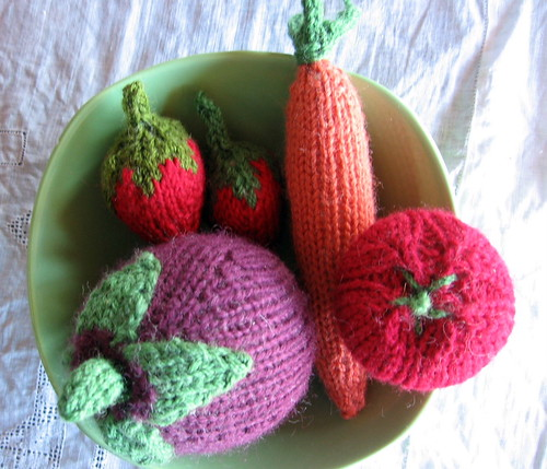 knit food