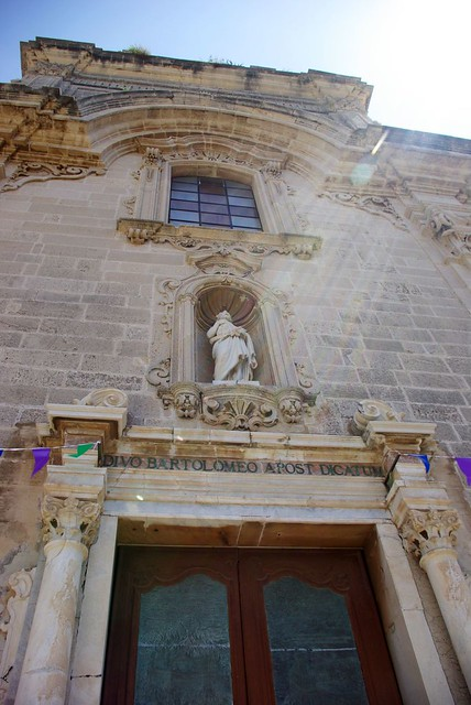 Lipari - Cattedrale di San Bartolomeo