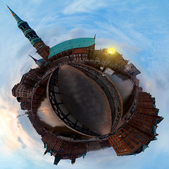 Hamburg Jungfernbruecke (konderminator) Tags: world panorama art architecture photoshop buildings d50 geotagged nikon pano panoramas 360 panoramic fisheye projection sphere planet pont planets polar escher hdr highdynamicrange 360x180 circular spherical 360 planete escheresque mcescher sphericalpanorama 360 stereographic planetoid panoramen hugin plante ptgui enblend equirectangular flexify sperical littleplanet polarpanorama nodalninja hamburgnight mathmap nn3 stereographicprojection thisishh miniplanet