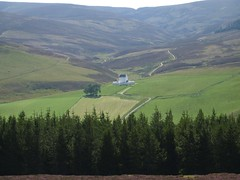 Cairngorm view including Corgarff Castle (Queenbie) Tags: forest view moray cairngorms corgarffcastle