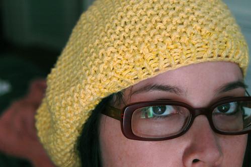 yellow beret 2