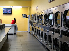 laundry and telenovelas