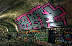 Chek (funkandjazz) Tags: sanfrancisco california graffiti desi slayer bmb chek icp zore twick