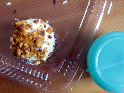 Cupcake from Grocery