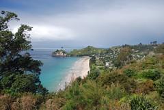Der Strand von Hahei