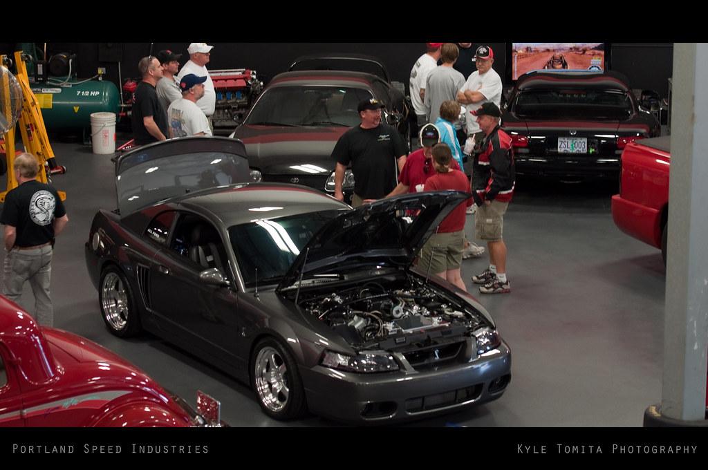 Mustang Wranglers at PSI 1