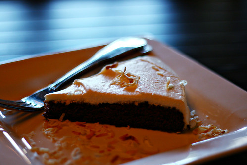 Guinness Chocolate Cake with Cream Cheese Frosting