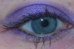 MAC Violet pigment
