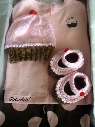 Cupcake Layette