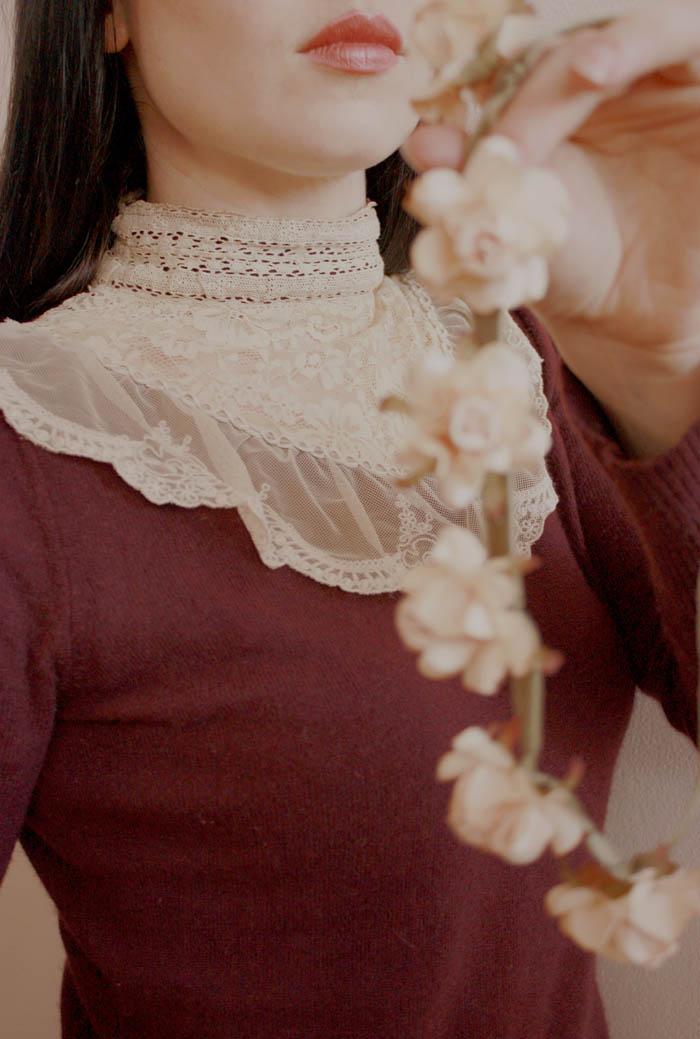 flower lace d sml