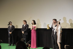 Orly Zilbershatz and Nir Bergman receive Tokyo Sakura Grand Prix