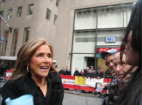 Logitech Revue - Today Show NYC Meredith Vieira