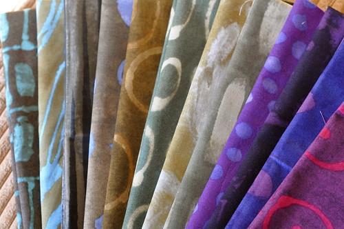 Marcia Derse fabric