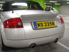 My Audi TT