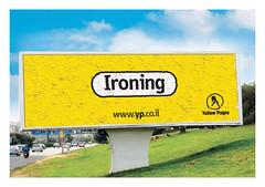 Y&R Billboard - Ironing