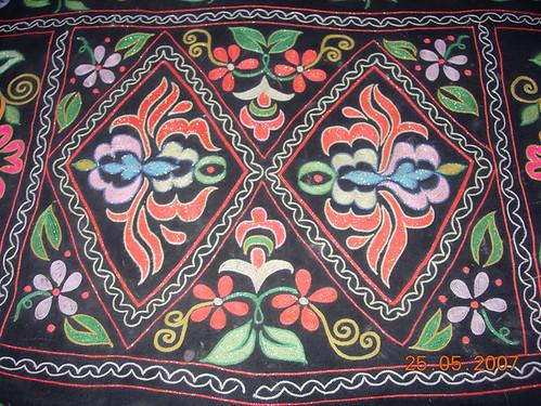 新疆少数民族工艺品及图案 一 手工艺品文章内容