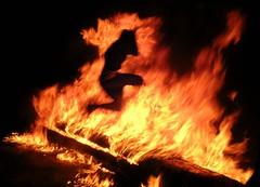 Salto endiablado (anpisa) Tags: party night fire fiesta nocturna salto fuego taro arties ltytr1