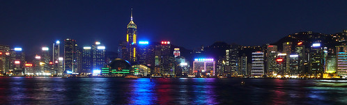Hong Kong in the Blue Hour
