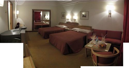 habitacion hotel