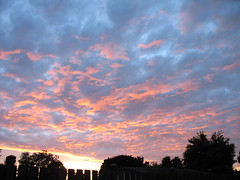 June 29 07 Sunset #2