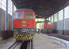 Bulgaria State Railways, Plovdiv Locomotive Depot (Ivan S. Abrams) Tags: arizona canon20d ivan trains bulgaria getty balkans abrams railways lada trainspotting sovietunion gettyimages railroads ussr ludmilla smrgsbord tucsonarizona lyudmila railfans 12608 trainwatching madeinussr diesellocomotives railwayenthusiasts europeanrailways onlythebestare internationalrailways dieselelectriclocomotives sovietbuiltlocomotives ivansabrams trainplanepro kostadinmihailov madeinsovietunion pimacountyarizona safyan arizonabar kostamihailov arizonaphotographers ivanabrams cochisecountyarizona bulgarianlocomotives worldrailways sovietbuiltrailwayequipment easteneuropeanrailways railwaysofeurope tucson3985 gettyimagesandtheflickrcollection copyrightivansabramsallrightsreservedunauthorizeduseofthisimageisprohibited tucson3985gmailcom ivansafyanabrams arizonalawyers statebarofarizona californialawyers copyrightivansafyanabrams2009allrightsreservedunauthorizeduseprohibitedbylawpropertyofivansafyanabrams unauthorizeduseconstitutestheft thisphotographwasmadebyivansafyanabramswhoretainsallrightstheretoc2009ivansafyanabrams abramsandmcdanielinternationallawandeconomicdiplomacy ivansabramsarizonaattorney ivansabramsbauniversityofpittsburghjduniversityofpittsburghllmuniversityofarizonainternationallawyer