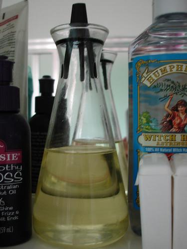 cabinet oil