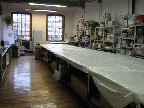 Contemporary Textile Studio Co-op