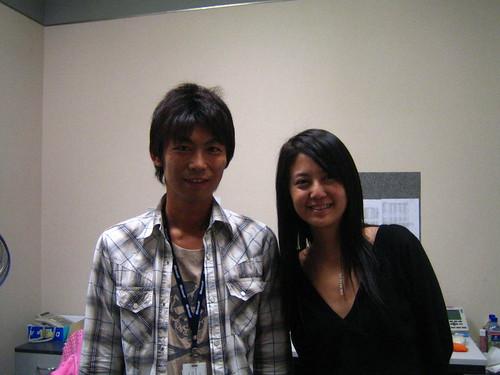 Kusaga-san & me