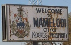 Welcome to Mamelodi (kkqc8135) Tags: southafrica mamelodi