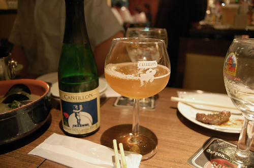 Bière Cantaillon
