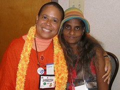 Giri Sequoya & Vanessa 2007 (v_julye) Tags: pacific meeting 2007 yearly