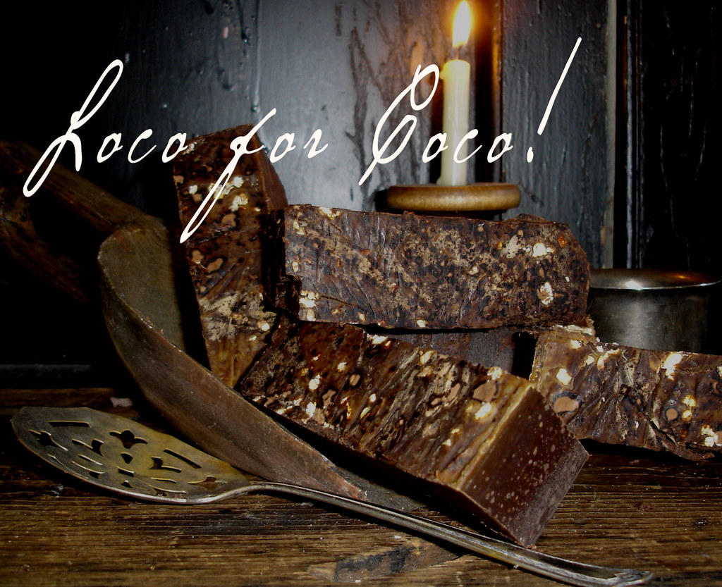 Loco for Coco Goat's Milk Soap