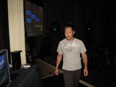 John Choi returns to the stage