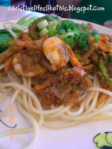 K3K special noodle