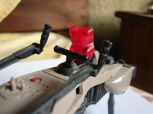 War Bear Gummy Bear Star Wars