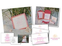 Stolte/Mundt Wedding Invitations