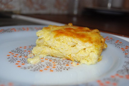 Lily's Blog, Dragon Absconded! » Macaroni Pie – Recipe