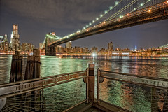 Hills of Brooklyn (Photography by Steven Frudak) Tags: nyc bridge building brooklyn night nikon state manhattan dumbo hills empire brooklynbridge stevenfrudak hillsofbrooklyn