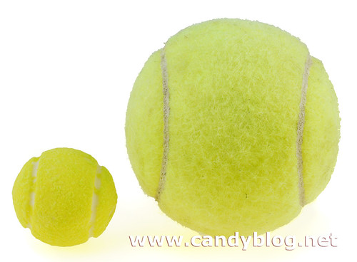 Tennis Ball Gum (the one on the left)