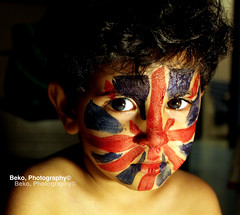 World Cup 2010 (Beko,) Tags: world africa uk england baby london cup face canon drawing topless 2010 falah beko