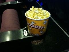 總督戲院爆米花桶可置扶手杯架