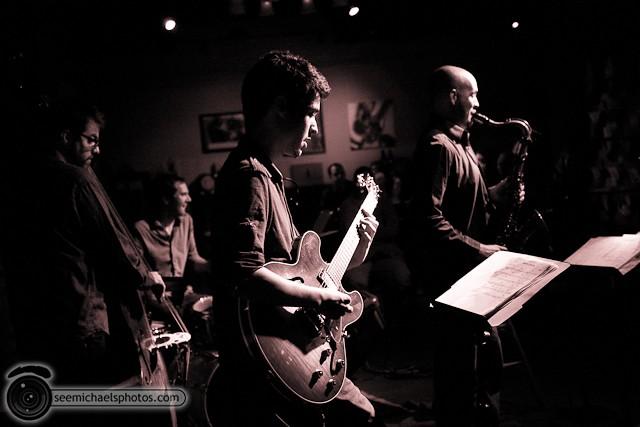 Ian Tordella Group at Dizzy's 52910 © Michael Klayman-016