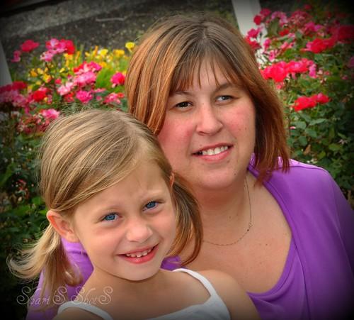Mommy & Hannah
