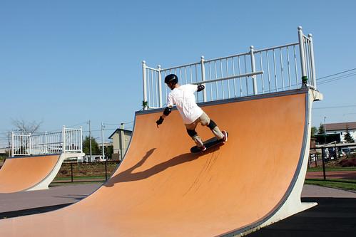 Chitose Skateboarding