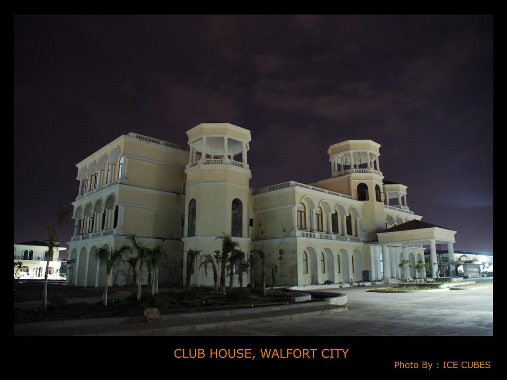 Club House at Walfort City, Raipur, Chhattisgarh, India