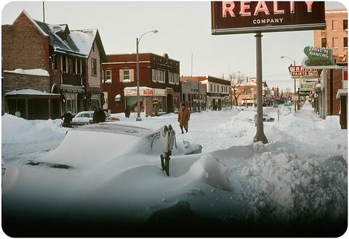 Elmhurst Blizzard 1967