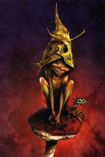 Goblin by Brian Froud