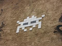 Space Invader CAZ_23 (tofz4u) Tags: streetart france tile cotedazur mosaic spaceinvader spaceinvaders invader provence 83 var mosaïque frenchriviera artderue caz23