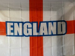 England - World Cup South Africa 2010 (cherington) Tags: england flag stgeorgesflag comeonengland